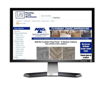 webseventy - FTW eBay listing