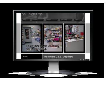 webseventy - GEL Shopfitters