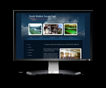 webseventy - North Biddick Social Club