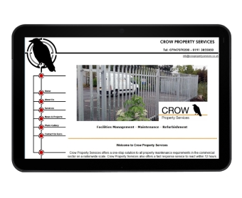 webseventy - Crow Property Services